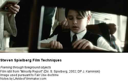 Steven Spielberg Film Techniques NEROstudio